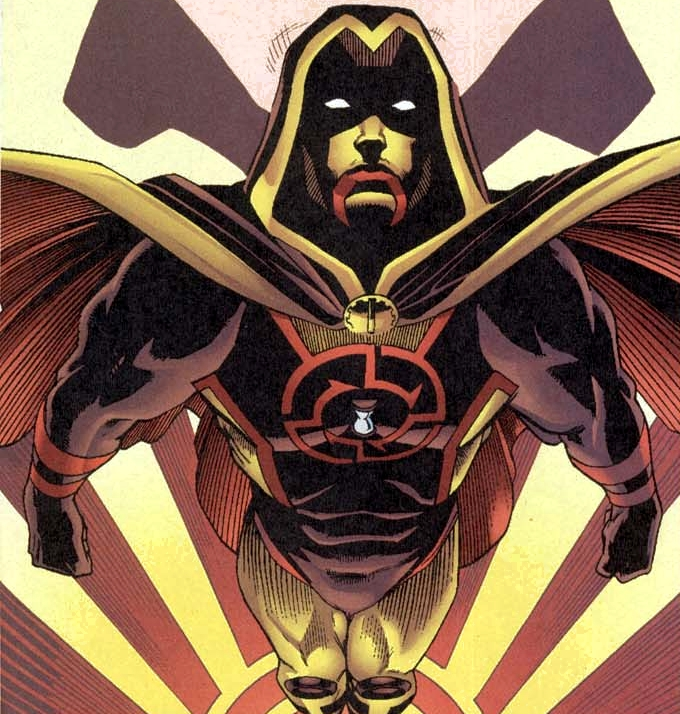 The android third Hourman