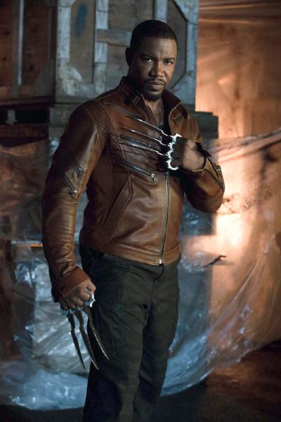 Bronze Tiger portrayed by Michael Jai White.