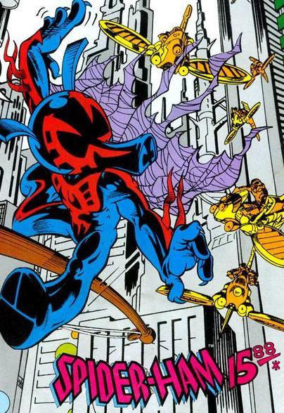 Spider-Ham 15.88