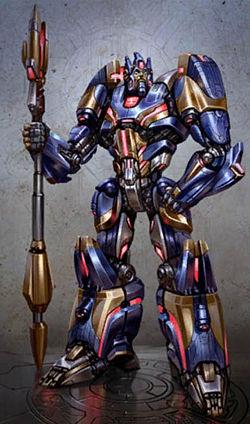 Zeta Prime as he appears in Transformers: War for Cybertron