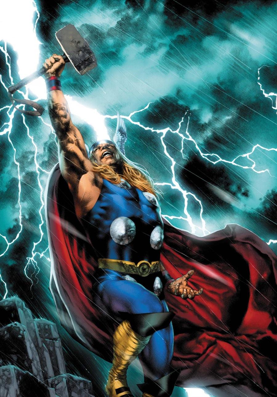 Thor: First Thunder #1