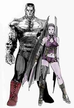Age of X: Colossus & Nightmare