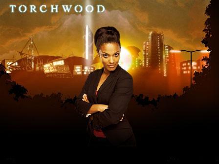 Martha With Torchwood