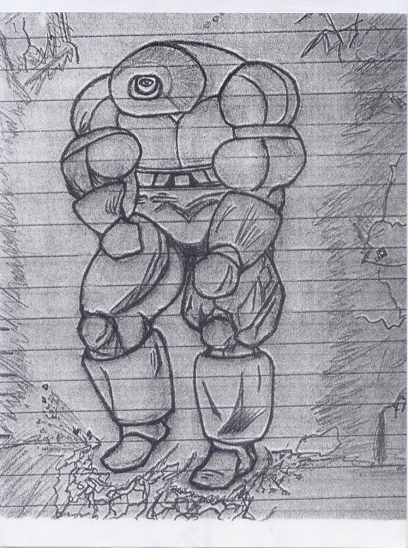 Juggernaut Cyclop