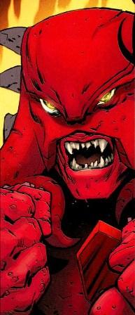 Demon like aspect