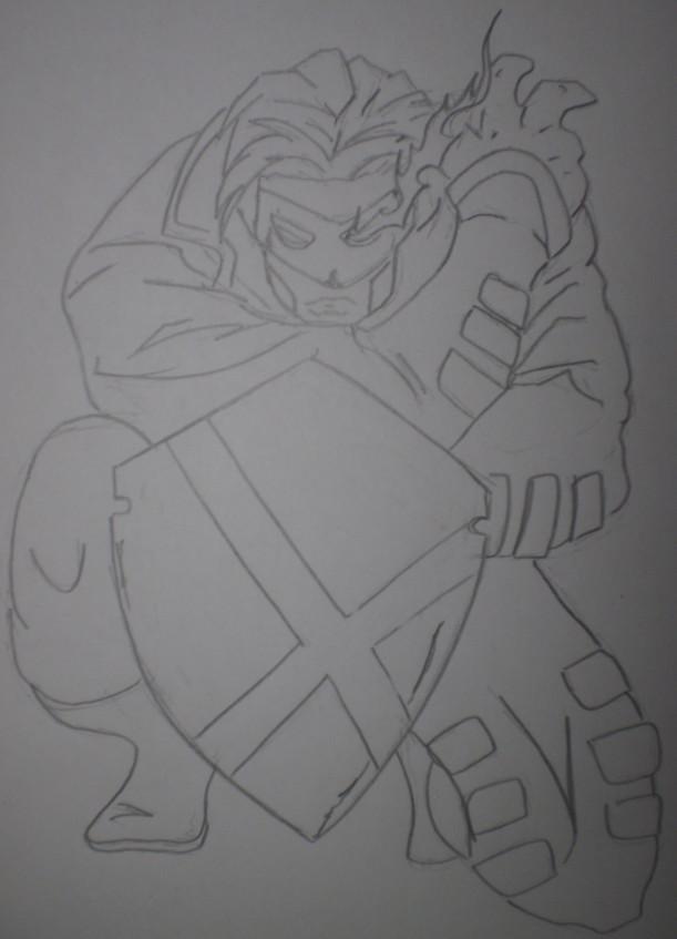 X-Man & Guardian