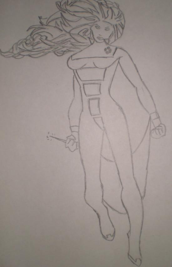 Storm & Weather Wizard (Female)