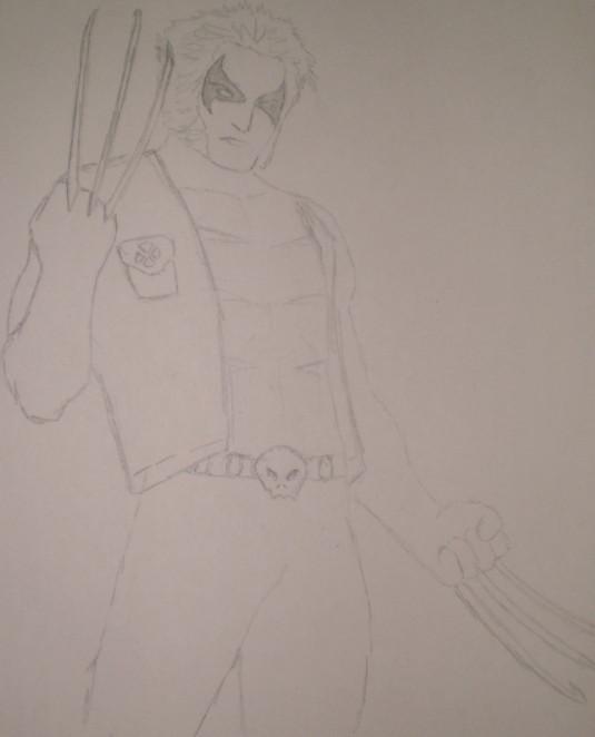 Wolverine & Lobo