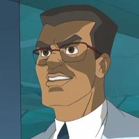 Baxter Stockman (2003 Animated Series)