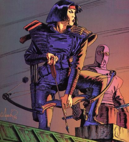 Mirage Comics