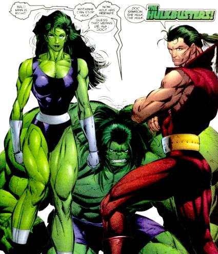 Heroes Reborn Hulkbusters