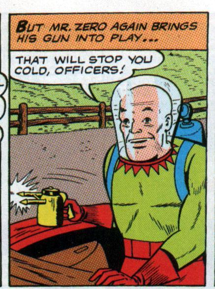 Mr. Freeze (Earth-One)