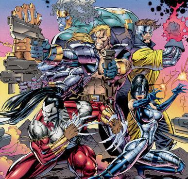 Stryker with Cyberforce