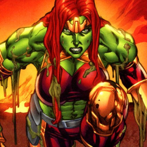 Lyra the She-Hulk