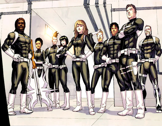 Team Gray