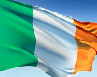 Ireland (My Irish side which I mostly am)