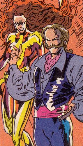 Mastermind and Dark Phoenix in What If?
