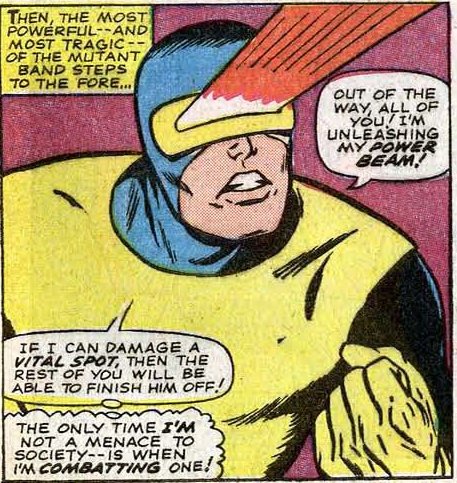 The First X-Man