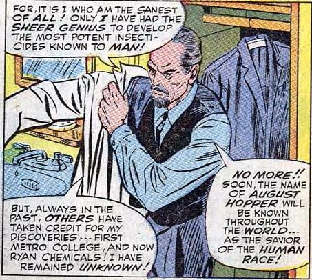 Dr. August Hopper