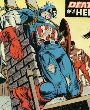 Angered at how another would take Captain America's role, Red Skull would violently torture and kill this new hero on his very first patrol.