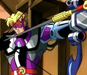 Armored Hawkeye