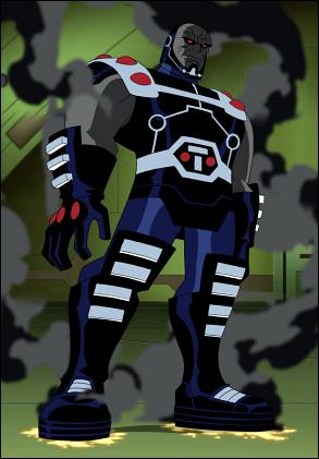 Darkseid - Justice League Unlimited