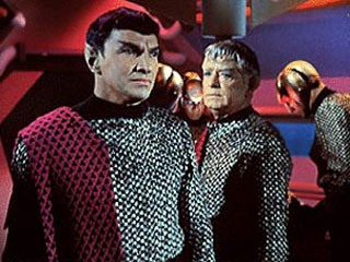 The First Seen Romulans