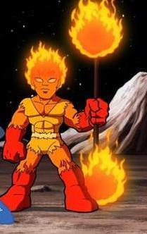Animated Firelord