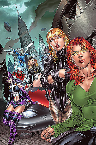 Preview Image of Birds of Prey #1