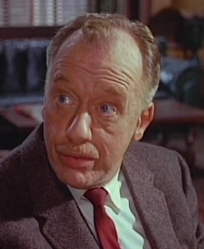 David Lewis as Warden Crichton