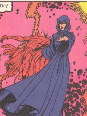 Death Turns on Thanos