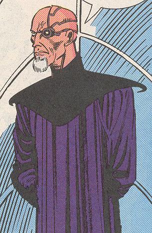 Norrin Konn - Father of Zenn-La