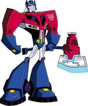 Optimus (Transformers: Animated)