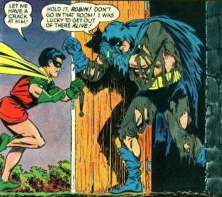 Robin, put some pants on.