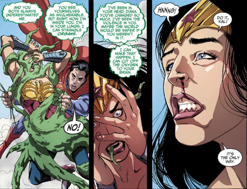 I'm sorry, Wonder Woman fans.