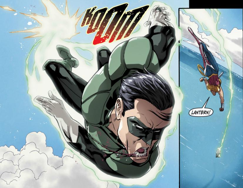 I'm sorry, Hal Jordan fans.