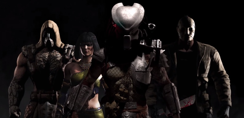 PREDATOR! Oh, and Jason Voorhees, Tanya, and Tremor are also in the Kombat Pack. That's cool, I guess.