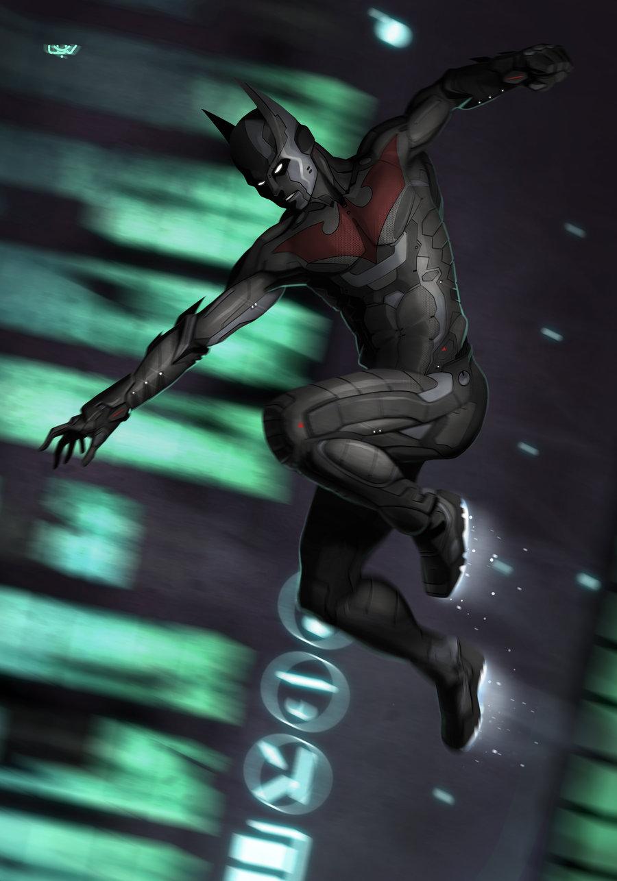 Batman Lost in DC-Earth 2050 - Jericho 3508258-tumblr_mx426zyqhq1rcp7bmo1_1280
