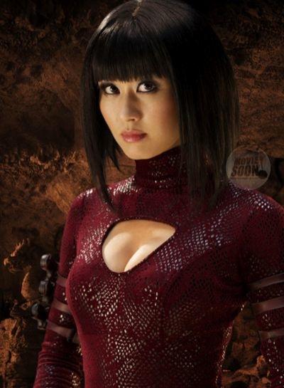 Eriko Tamura as Mai
