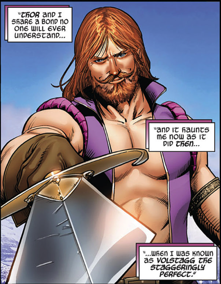 Volstagg in his physical prime