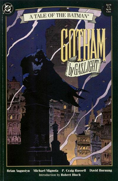 Gotham by Gaslight, the unofficial first Elseworld