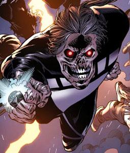 Black Lantern Blackfire