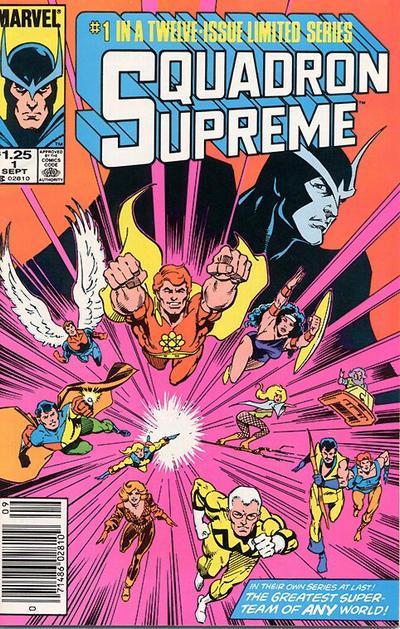 The Squadron Supreme