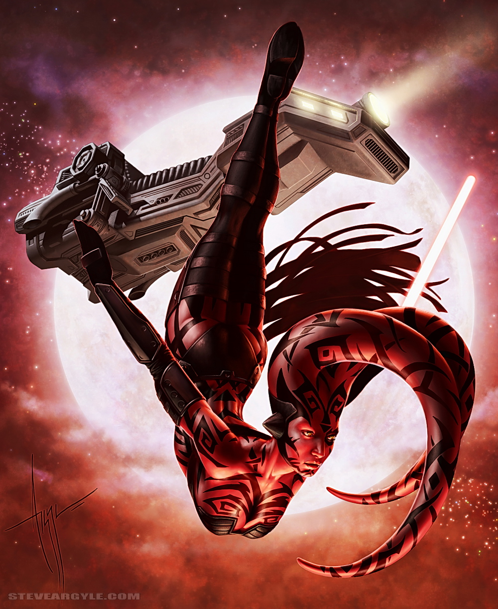 The Famous Sithstress Dark Talon