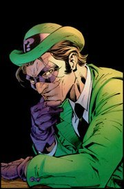Riddler as he appeared in Hush