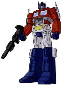 Prime's animated incarnation.