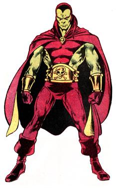 Drax-Original Appearance