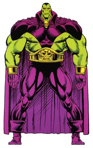 Drax-Second Appearance