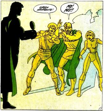 Superman Kill's Zaora