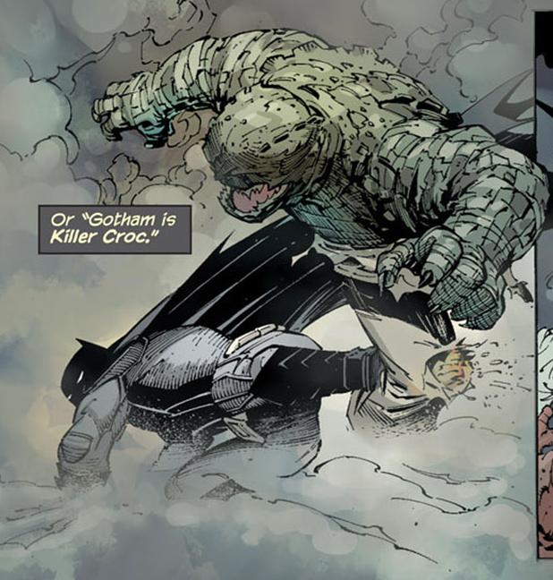 Killer Croc (Earth-0)